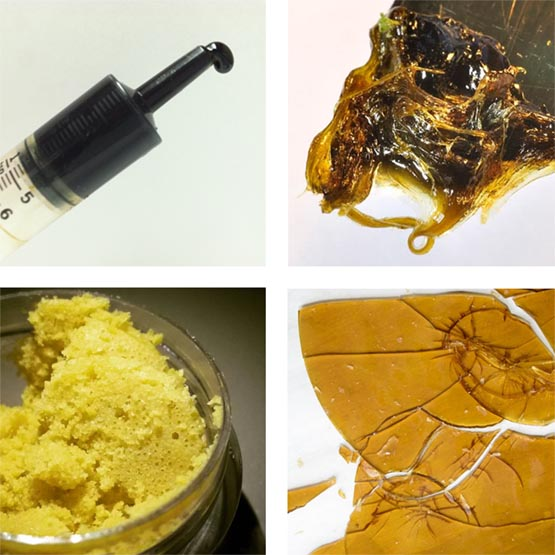cannabis-oil-types