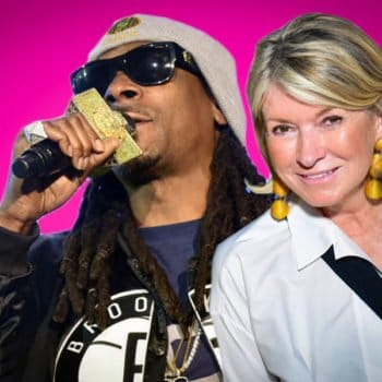 Snoop Dogg Presentateur d'un Show Culinaire