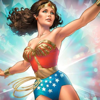 """wonder woman"" du Cannabis US"