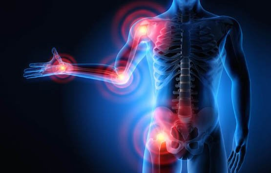 inflammation, joint pain-relife