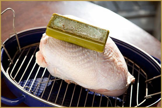 turkey-with-cannabis-butter