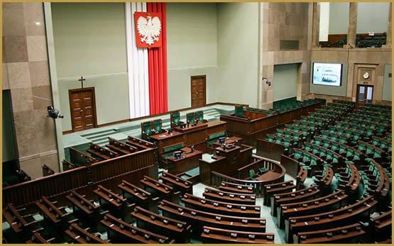 波兰 - 议会 -  1280x800