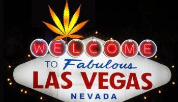 Nevada & son Las Vegas legalize marijuana