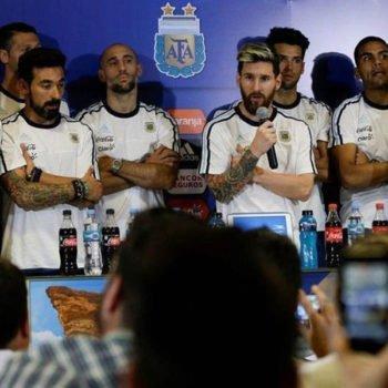 Messi boycott les médias suite à des allégations sur la marijuana