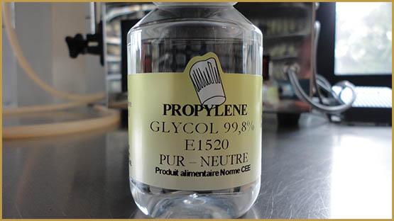 e-vloeistof-propyleenglycol vegetal