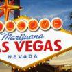 Las Vegas redoute la marijuana récréative