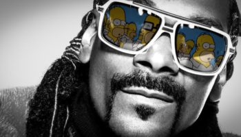 Snoop Dogg in a Simpsons Special