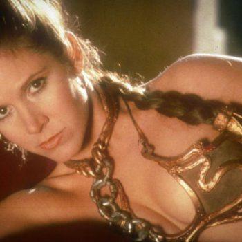 La princesse de Star Wars rejoint Hollyweed