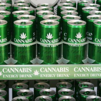 La Cannabis Energy Drink