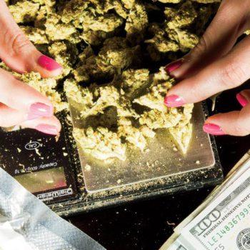 Ces modèles qui livrent de la weed à New York