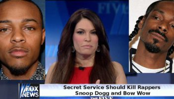 Fox News wishes the death of Snoop Dogg and Bow Wow