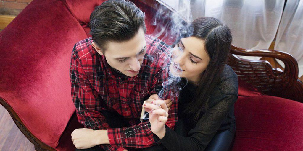 cannabis rygere dating