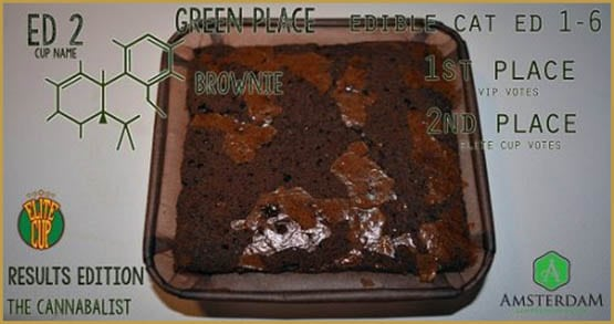 Brownie de Grenn Place