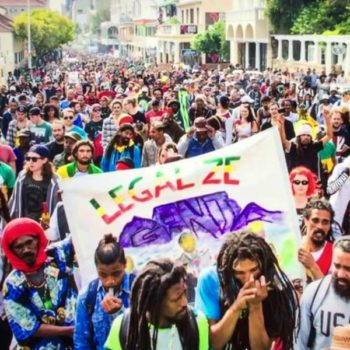 GMM or the World March for the Liberation of Cannabis