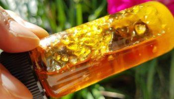 L'huile d'extraction à large spectre