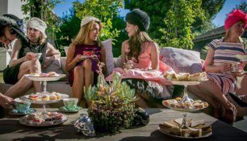 """""""High Tea"""", la moda del té de cannabis"""