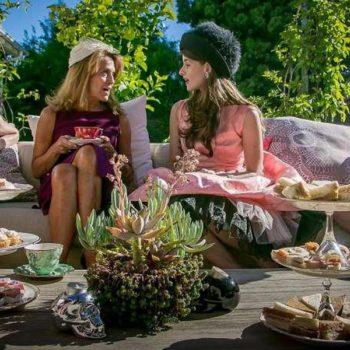 """Le """"High Tea"""", la mode du thé au cannabis"""