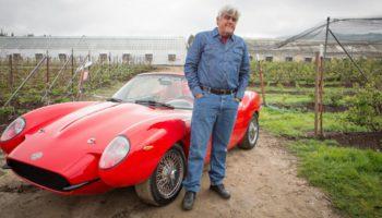 Le prototype d'une voiture entièrement faite en chanvre