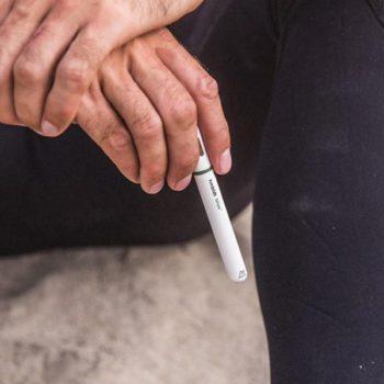 Le stylo de vaporisation jetable qui remplace les pilules