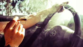 Driving under the influence of American teenagers