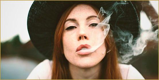 Un Qi Plus Eleve Chez Les Fumeuses