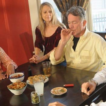 Augmentation de la consommation chez les adultes sans lien avec la légalisation