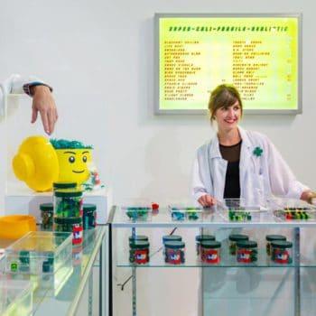 LEGO va se mettre au plastique de chanvre d'ici 2030