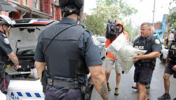 D'anciens policiers se lancent dans le business du cannabis