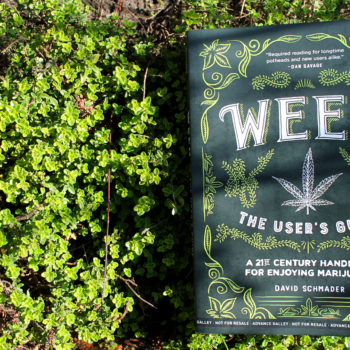 Children's books on the weed