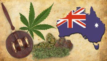 Groenen stellen legalisatie voor ... in Australië