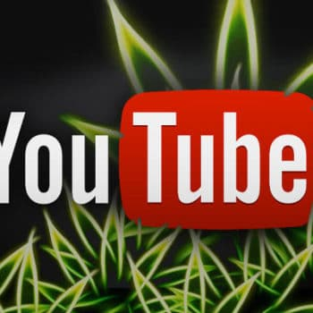 Youtube at war against cannabis?