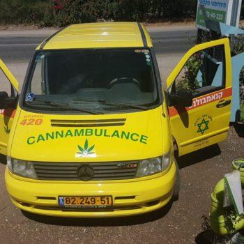 Cannambulance: l'ambulance du cannabis