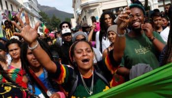 dagga, decriminalisering, Zuid-Afrika