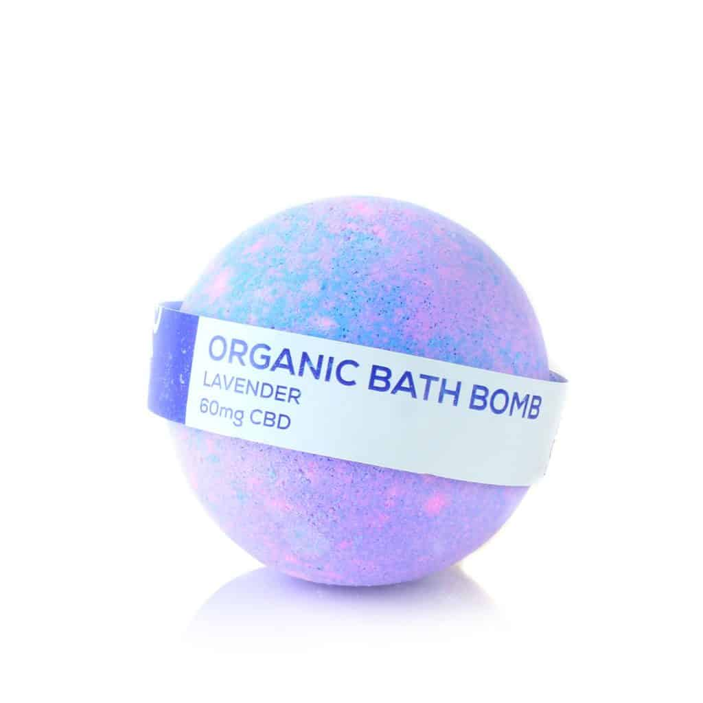 CBD Bath Bombs The Latest Trend