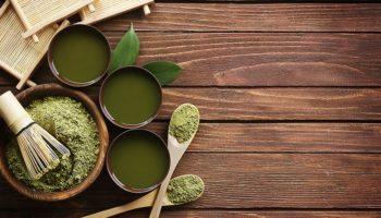 Matcha groene thee, matcha thee