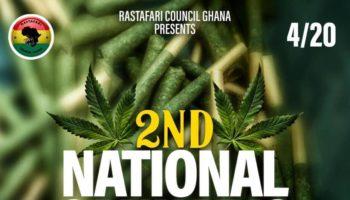 Rastafari du Ghana