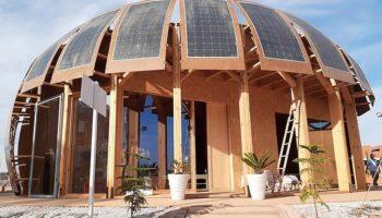 éco-bâtiment chanvre