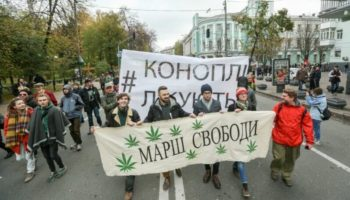 cannabis médical Ukrainien,Volodymyr Zelensky,légalisation Ukraine
