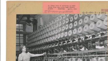 Hennep in de jaren 1940, de geschiedenis van hennep