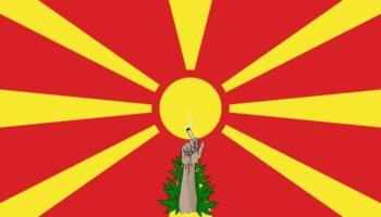Skopje ,légalisation cannabis macédoine,Macédoine