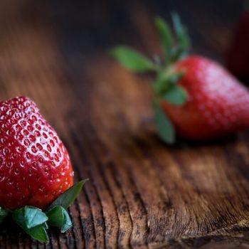 conservation des fraises,traitement antimicrobien